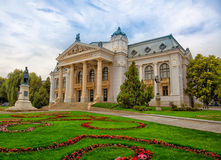 National Theater in Iasi Royalty Free Stock Photos