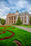 National Theater in Iasi Royalty Free Stock Image