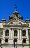 National theater, Kosice, Slovakia Stock Photography