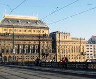 National Theater Royalty Free Stock Photography