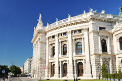 National Theater in Vienna, Austria Stock Photography
