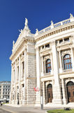 National Theater in Vienna, Austria Royalty Free Stock Photos