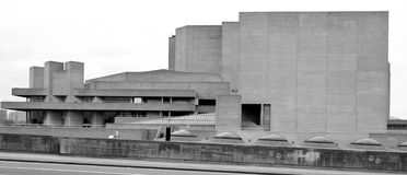 National theatre Stock Image