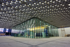 National Theatre of Bahrain in Manama Stock Image