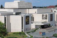 Free National Theatre Building In Novi Sad Royalty Free Stock Photo - 134704445