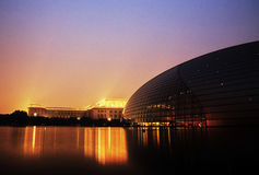 National Theatre. Eastphoto, tukuchina,  National Theatre, Architecture photography Stock Photography