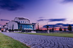 National Theatre of Hungary Royalty Free Stock Photography