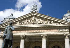 National Theatre from Iasi 2 Stock Image