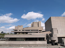 National Theatre, London Royalty Free Stock Image