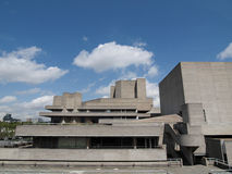National Theatre London Royalty Free Stock Photo
