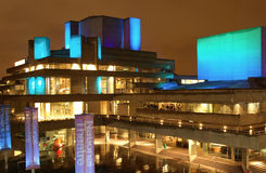 National Theatre London Royalty Free Stock Photography