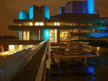 National Theatre London Stock Image
