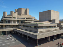 National Theatre London Stock Photography