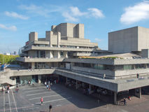 National Theatre London Royalty Free Stock Images