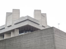 National Theatre London Royalty Free Stock Image