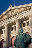 National theatre, Oslo Stock Images