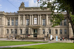 The National Theatre of Strasbourg Royalty Free Stock Image