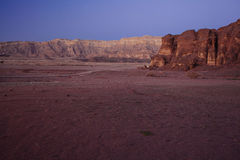 National Timna Park Stock Photography