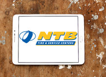 National Tire and Battery, NTB logo Royalty Free Stock Photos