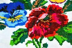 National towel detail Stock Photos