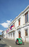 National treasury in intramuros area of manila philippines stock photography