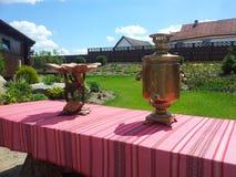 National Ukrainian dishes Royalty Free Stock Images