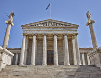 The national university of Athens Stock Images