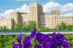 National University of Kharkov Stock Photo