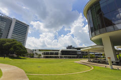 National University of Singapore (NUS) Royalty Free Stock Photos