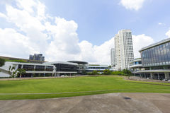 National University of Singapore (NUS) Stock Photography