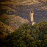 National Wallace Monument Stock Photography