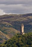 National Wallace Monument Royalty Free Stock Images