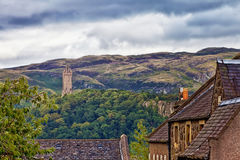 National Wallace Monument Royalty Free Stock Photo