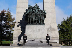 National War Memorial of Canada Stock Photo