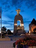 National War Memorial in Ottawa Stock Image