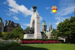 National War Memorial in Ottawa Royalty Free Stock Images