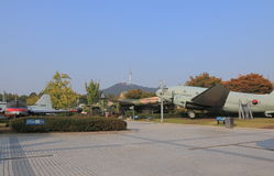 National War Memorial Seoul South Korea Royalty Free Stock Photography