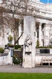 National war memorial in Trinity Square Garden Stock Photos