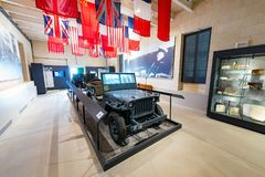 National War Museum in Fort St Elmo. Fort St Elmo - National War Museum in Valletta, Malta Royalty Free Stock Image
