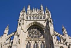 national Washington de cathédrale Images libres de droits