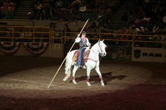 National Western Stock Show - Mexican Rodeo Royalty Free Stock Image