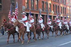 National Western Stock Show Parade Stock Photography