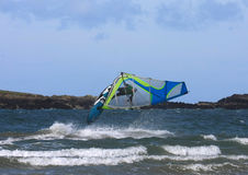 National Windsurfing Championships Royalty Free Stock Photography
