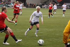 National Womons Soccer League Stock Image