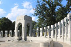 The National World War II Memorial Stock Images