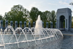 National World War II Memorial in Washington, DC Stock Photo