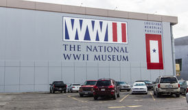 National World War II Museum Stock Images