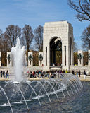 National WW2 memorial Royalty Free Stock Images