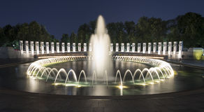 National WWII Memorial Royalty Free Stock Photos