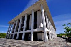 Nationalbibliothek Canberra Stockbilder